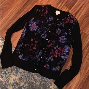 🌸Lace Front Floral Cardigan🌸